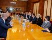 Міністр Трочані зустрівся з головою Закарпатської ОДА Геннадієм Москалем