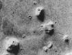 """Культовый феномен, позже названный """"лицом Марса"""""""