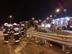 В Польше сегодня ночью погибли 6 украинцев : Перевернулся автобус
