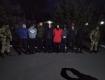В Закарпатье на границе выловили восемь мокрых водолазов с нехилой партией сигарет