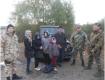 На границе Закарпатья были задержаны 5 неизвестных людей
