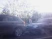 Аварія за участі 5-ти автомобілів на трасі в Закарпатті