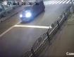 Появилось жуткие кадры наезда автомобиля на пешеходов в Харькове