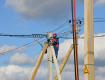 В обесточенном из-за непогоды селе на Закарпатье восстановили энергоснабжение