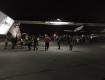 Solar Impulse 2 имеет размах крыльев 72 метра и вес около 2,3 тонны