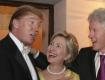 Трамп и Клинтон поменялись местами в рейтинге популярности