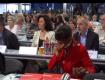 Заместитель лидера Левой партии (Германия) Сара Вагенкнехт