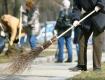 За размахивание кувалдой Данацко присудили 40-часов общественных работ