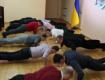 Прокурорський флешмоб в Ужгороді.