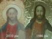 Жительница Бучача утверждает, что то, что висит в алтаре церкви, только копия