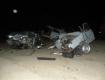 ДТП в Николаевской области: BMW и Fiat столкнулись лоб в лоб