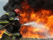 У багатоповерхівці в Рахові спалахнув вогонь