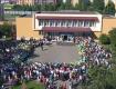 Видео последнего звонка в ужгородской ООШ №8