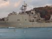 USS Carter Hall относится к серии десантных кораблей-доков