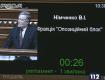 Василь Німченко брудно вилаявся перед тим, як розпочав свій виступ!