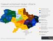 Что экспортирует каждая область Украины