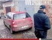 """Наряд полиции Ужгорода преследовал автомобиль на частном """"Фольксвагене"""""""