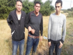В Закарпатье задержали двух нелегалов из Сирии и одного из Египта