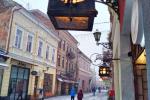 Ужгород, первый снег - зима по расписанию!