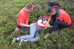Неймовірний порятунок у горах мандрівниці з Ужгорода