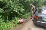 У мешканця Закарпаття силовики знайшли зброю та наркотиків на півмільйона гривень