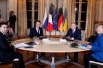 Нормандський саміт у Парижі: підсумки