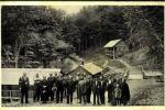 """Закарпаття. """"Занька"""" у 19-20 століттях була популярним екскурсійним об'єктом"""