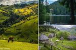 В Закарпатье для туристов придумали аутентичные маршруты от которых захватывает дух