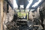 Взрыв, нервы и огонь: В Закарпатье женщина пережила адскую ночь