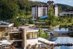 На Закарпатті Зеленський ночував у шикарному і дуже дорогому готелі-курорті