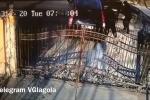 Нападение со стрельбой на валютчика в Закарпатье: Грабители похитили 1 000 000 гривен и скрылись на BMW (ВИДЕО)