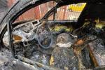 """Закарпаття """"збурили"""" два автомобільних вогнища у """"стінах"""" Ужгородського нацуніверситету"""