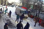 Поступил как нравственный изверг: В Закарпатье свидетели разыскивают человека на микроавтобусе