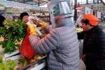 Коронавирус: Продуктовые рынки будут работать при определенных условиях