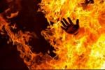 В Херсонской области школьники подожгли спящего мужчину, он погиб