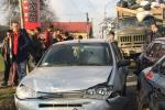 В Закарпатье произошло масштабное ДТП