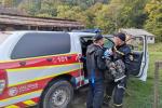 """В Закарпатье спасатели на """"Ford Ranger"""" прорывались к больному, ведь """"скорая"""" не смогла"""