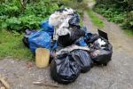 Стыд и срам: Закарпатье буквально завалено мусором