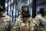 Ukrainian militants go to Azerbaijan to fight against Armenia