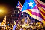 Три партии, выступающие за независимость Каталонии, получают большинство в парламенте