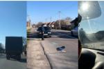 Перестрелка с валютчиком в Закарпатье: Появились фото с места преступления
