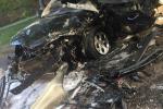 На Закарпатье из-за ошибки молодой девушки за рулём человек оказался в реанимации