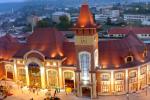 В Ужгороде создадут железнодорожный пассажирский хаб