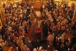 Христиане византийского обряда 27 сентября (14 сентября по старому стилю) отмечают праздник Воздвижения Честного Креста Господне