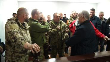 На Закарпатье в одном из судом разгорелся скандал