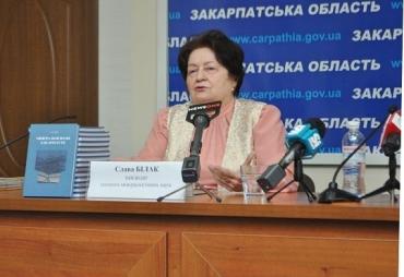Слава Билак рассказала про все 12 источников минеральной воды в Ужгороде