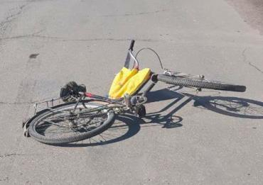 В Закарпатье полиция устанавливает обстоятельства смертельного ДТП с велосипедистом