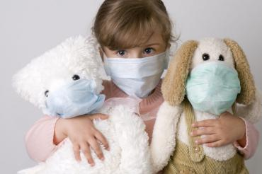 В Мукачево наблюдается увеличение уровня заболеваемости ОРВИ