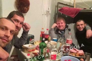 """""""Райське життя"""" кримінальників в Ужгороді там, де такого по Закону бути не може!"""