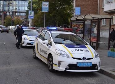 Преступник сбил полицейского в Закарпатье